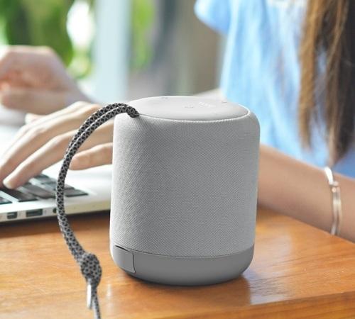 Bluetooth reproduktor HOCO BS30 New moon, šedá