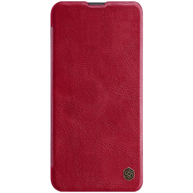 Nillkin Qin flipové pouzdro Xiaomi Redmi K30 / K30 5G / Xiaomi POCO X2 red