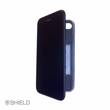 Flipové pouzdro Swissten Shield pro Xiaomi Redmi Note 9, černá