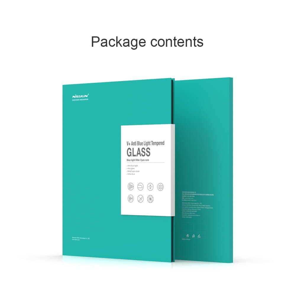Nillkin tvrzené sklo V+ Anti-Blue Light Apple iPad Mini 2019/iPad Mini 4