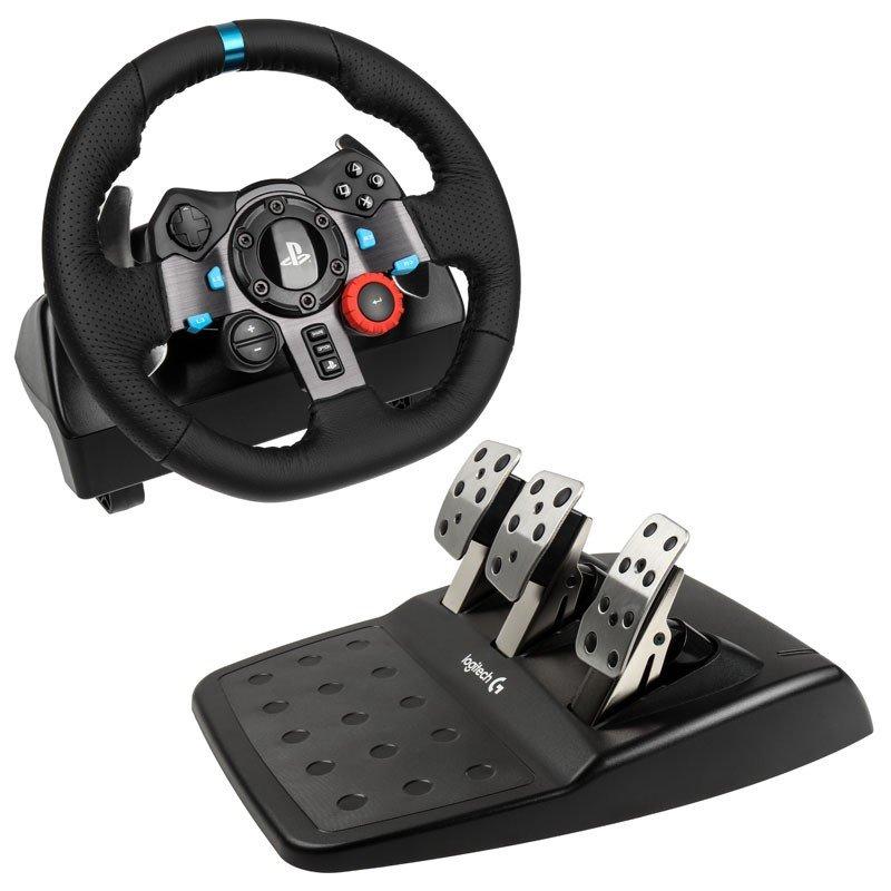 Logitech G29 Driving Force závodní volant pro PC/ PS3/ PS4