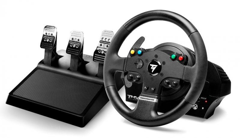 Thrustmaster TMX Pro  - Sada volantu a 3-pedálů pro Xbox One a PC (4460143)