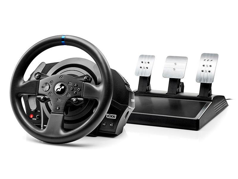 Thrustmaster T300 RS GT Edition (Sada volantu a 3-pedálů pro PS4, PS3 a PC) 4160681