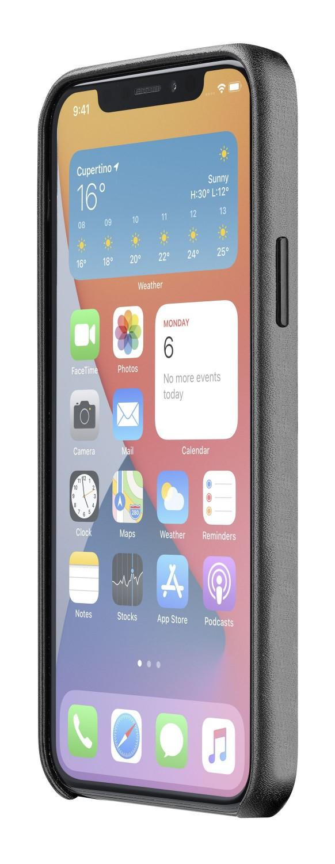 Cellularline Elite zadní kryt, pouzdro, obal na Apple iPhone 12 mini black