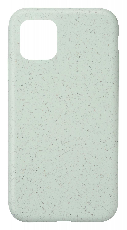 Cellularline Become eko kryt, pouzdro, obal na Apple iPhone 12 mini světle zelený