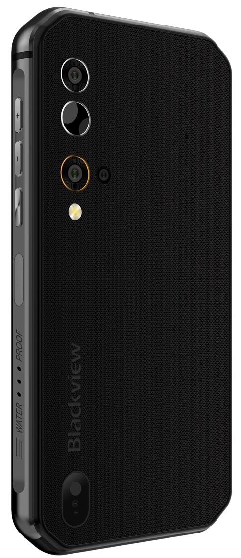iGET Blackview GBV9900 Pro Thermo 8GB/128GB černá
