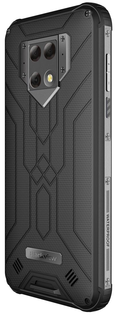 iGet Blackview GBV9800 Pro Thermo 6GB/128GB černá