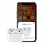Sluchátka Apple AirPods PRO HF, bílá