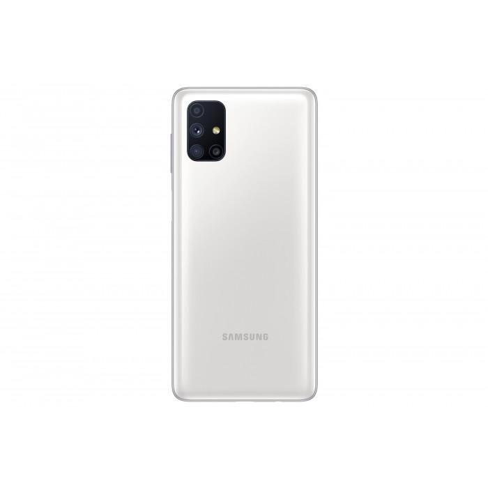 Kryt baterie Samsung Galaxy M51 white (Service Pack)