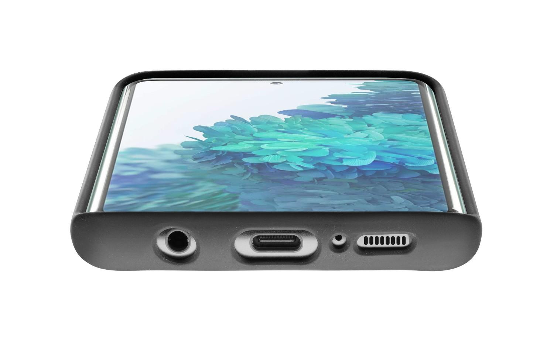 Cellularline Sensation silikonový kryt, pouzdro, obal Samsung Galaxy S20 FE black