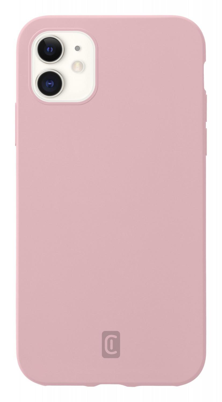 Cellularline Sensation silikonový kryt, pouzdro, obal Apple iPhone 12 mini pink