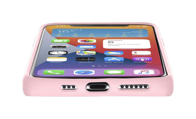 Cellularline Sensation silikonový kryt, pouzdro, obal Apple iPhone 12 mini