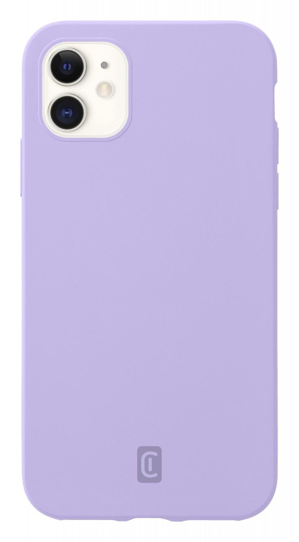 Cellularline Sensation silikonový kryt, pouzdro, obal Apple iPhone 12 mini violet