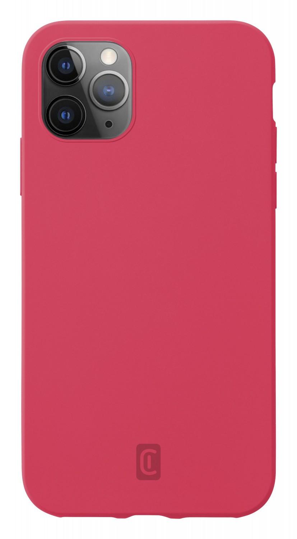 Cellularline Sensation silikonový kryt, pouzdro, obal Apple iPhone 12/12 Pro orange