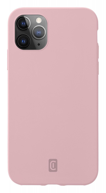 Cellularline Sensation silikonový kryt, pouzdro, obal Apple iPhone 12/12 Pro pink