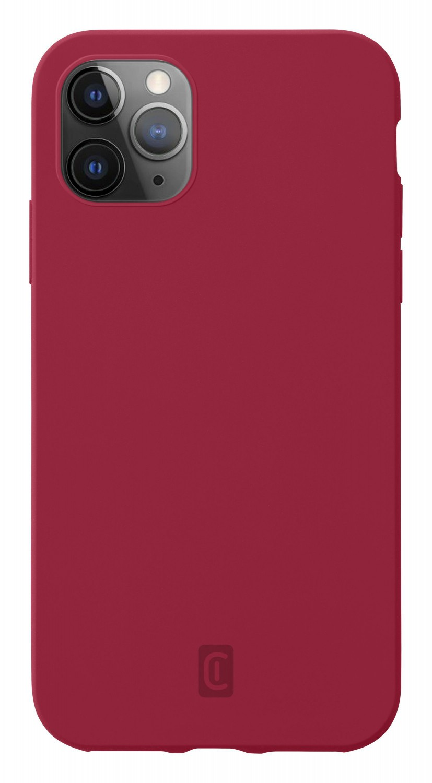 Cellularline Sensation silikonový kryt, pouzdro, obal Apple iPhone 12/12 Pro red