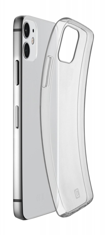Cellularline Fine extratenký zadní kryt, pouzdro, obal Apple iPhone 12 mini transparent