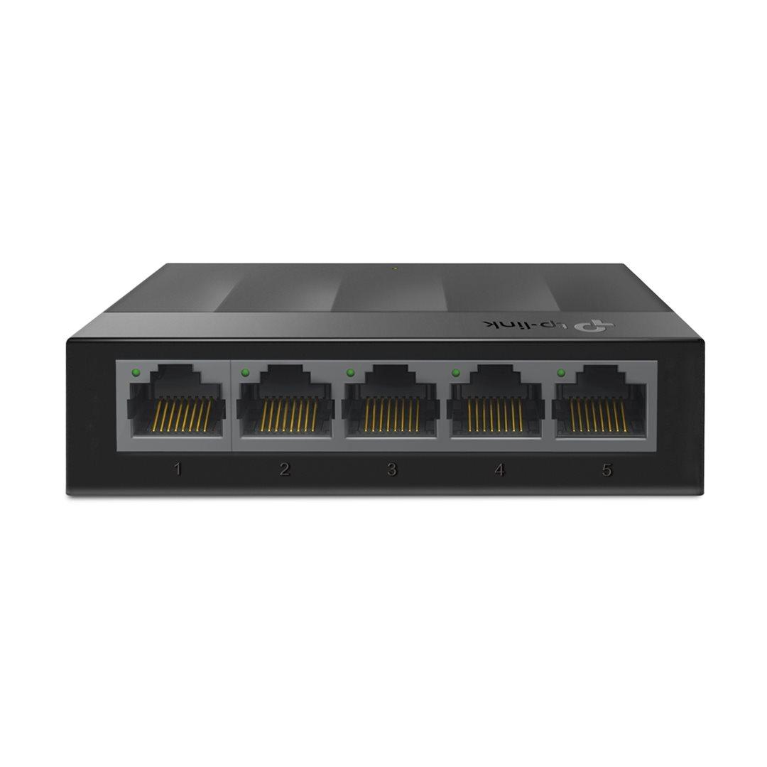 TP-Link LS1005G - 5-Portový gigabitový stolní switch