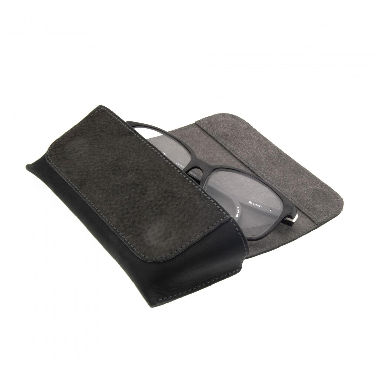 Pouzdro, obal, kryt na brýle FIXED Smile Glasses se smart trackerem black