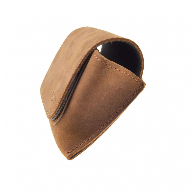 Pouzdro, obal, kryt na brýle FIXED Smile Glasses se smart trackerem brown