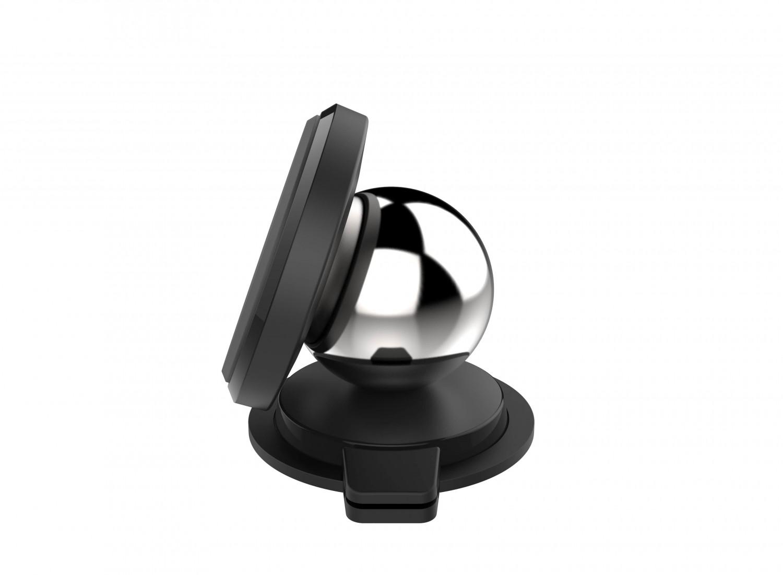 Magnetický držák FIXED Icon Flex Mini na palubní desku blackn Flex Mini na palubní desku, černý