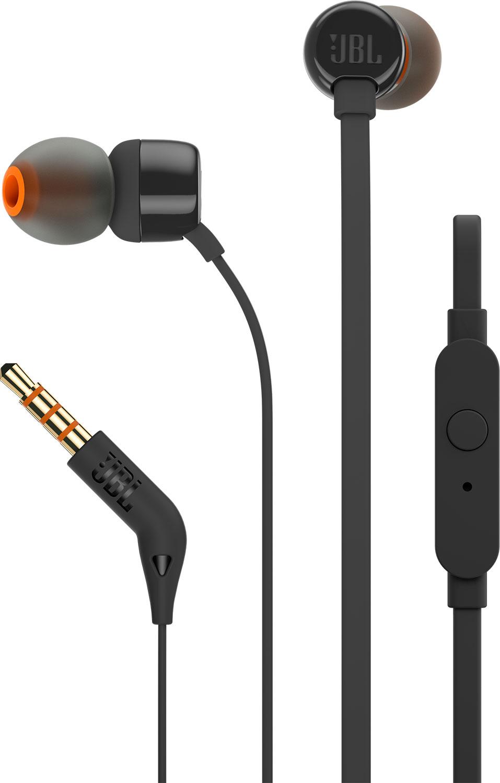JBL T160 In-Ear Headset 3,5mm jack black