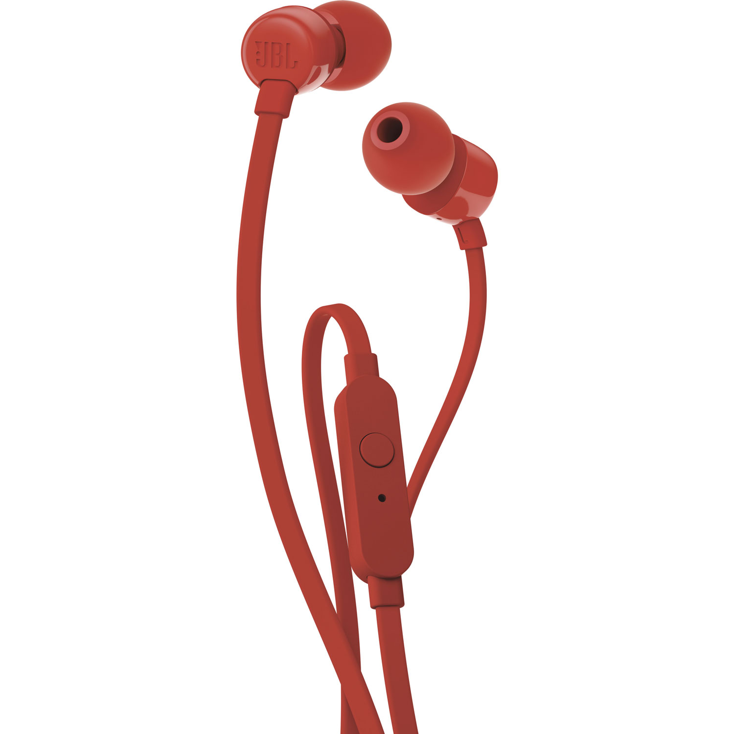 JBL T160 In-Ear Headset 3,5mm jack red5mm Red