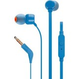 JBL T110 In-Ear Headset 3,5mm jack blue