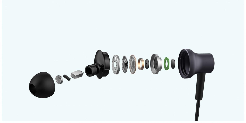 Bezdrátová sluchátka Xiaomi Mi Bluetooth Neckband, černá