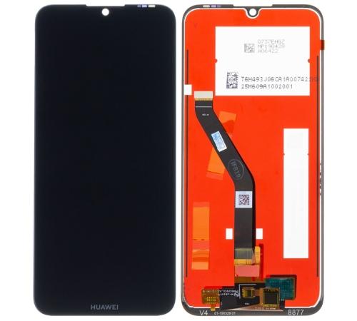 LCD + dotyková deska pro Huawei Y6s, black