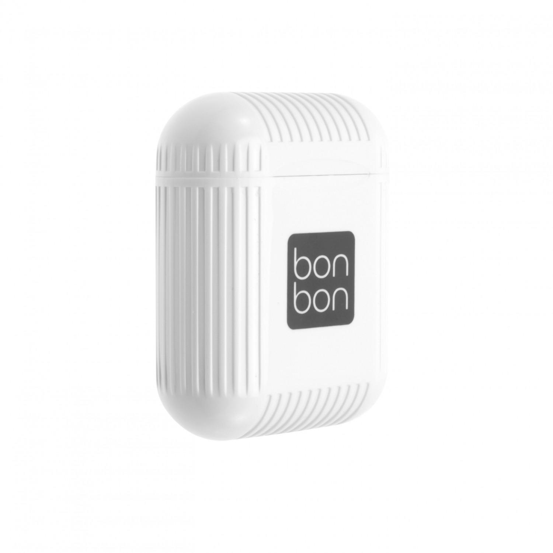 Bezdrátová sluchátka Bonbon TWS white
