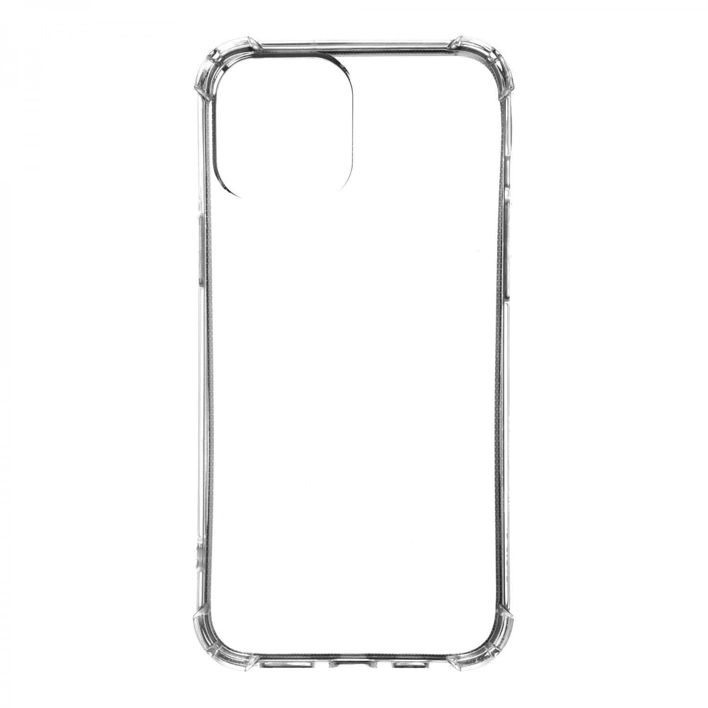 Tactical Plyo silikonový kryt, pouzdro, obal Apple iPhone 12 Pro Max transparent