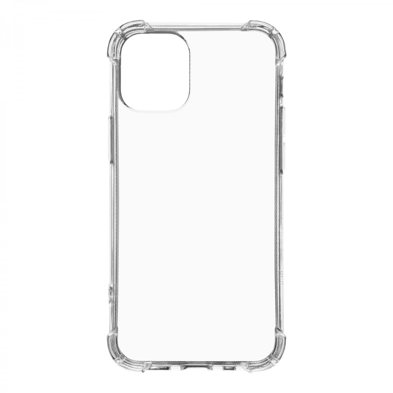 Tactical Plyo silikonový kryt, pouzdro, obal Apple iPhone 12 mini transparent