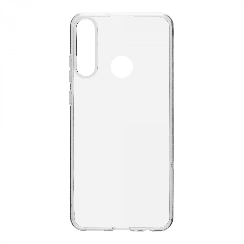Tactical silikonové pouzdro, obal, kryt pro Huawei Y6p transparent
