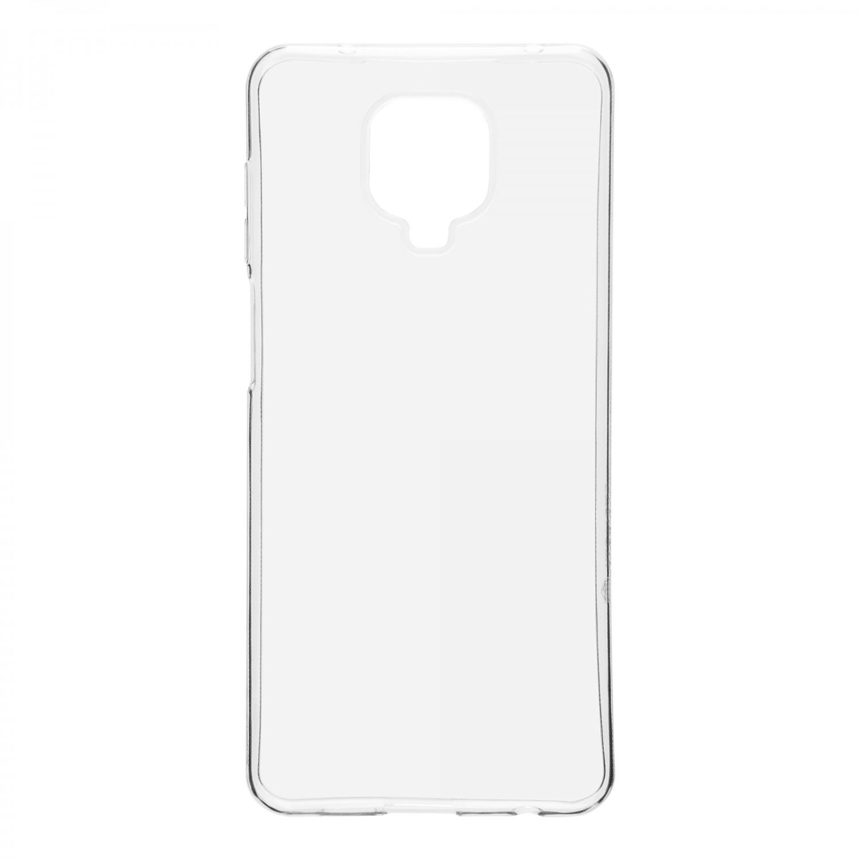 Tactical silikonové pouzdro, obal, kryt Xiaomi Redmi Note 9 Pro / 9S transparent