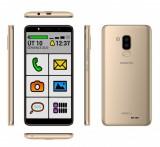 ALIGATOR S6000 SENIOR Duo 16GB zlatý