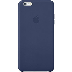 Apple Leather Cover zadní kryt MGQV2FE/A Apple iPhone 6/6s Plus blue