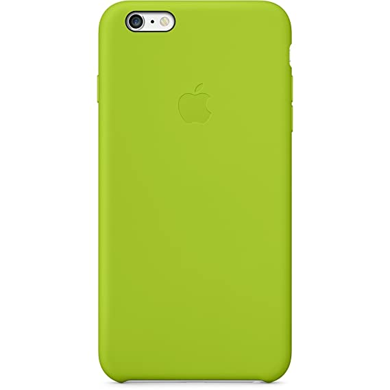 Apple Leather Cover zadní kryt MGXX2ZM/A Apple iPhone 6/6s Plus green