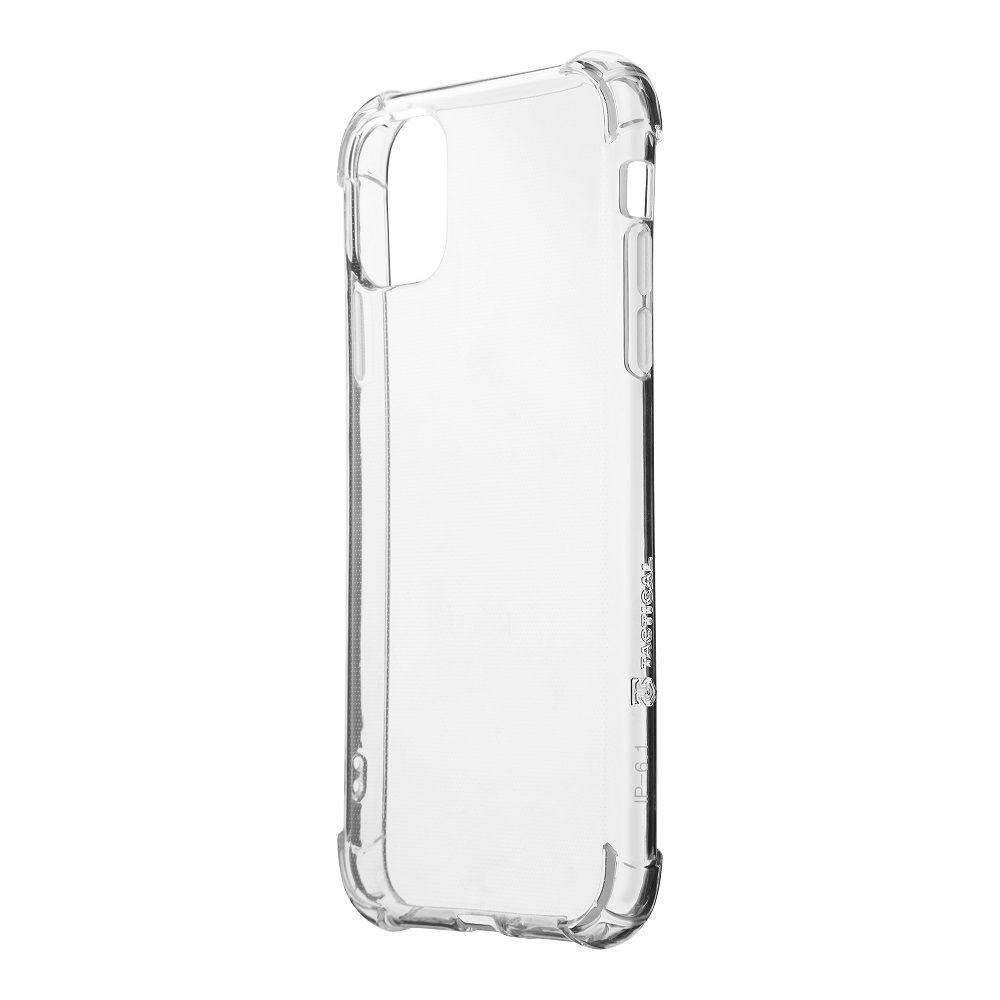 Zadní silikonový kryt Tactical Plyo pro Xiaomi Mi 10 Lite, transparentní