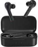 Bezdrátová špuntová sluchátka QCY - T5e, černá