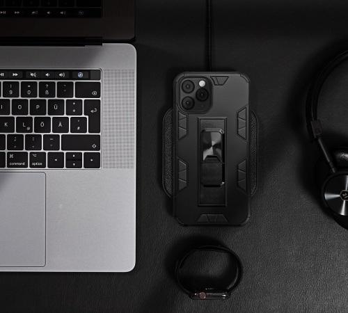 Odolný kryt Forcell DEFENDER pro Xiaomi Redmi 9A, černá