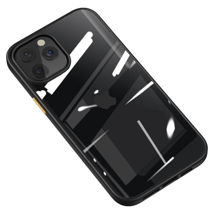 Zadní kryt USAMS US-BH626 Janz Series Apple iPhone 12 mini black