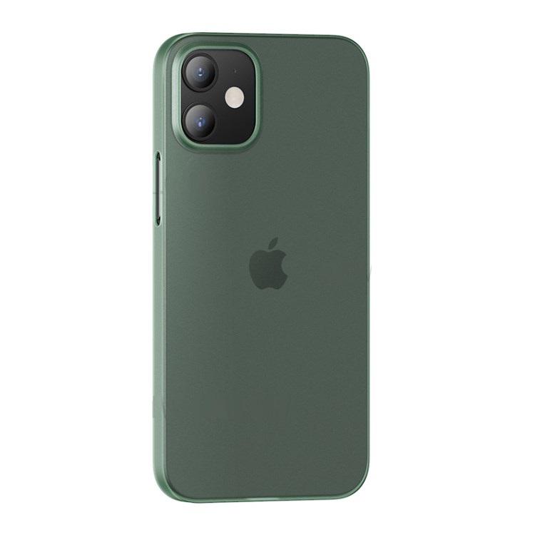 Zadní kryt, pouzdro, obal USAMS US-BH614 Gentle Series Apple iPhone 12/12 Pro transparent green
