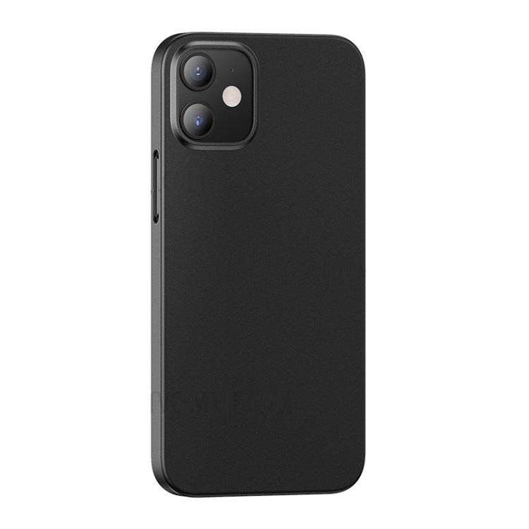 Zadní kryt, pouzdro, obal USAMS US-BH608 Gentle Series Apple iPhone 12 mini black