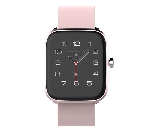 Chytré hodinky iGET FIT F20, růžová