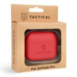 Tactical Velvet Smoothie silikonové pouzdro, obal, kryt Apple AirPods Pro chilli