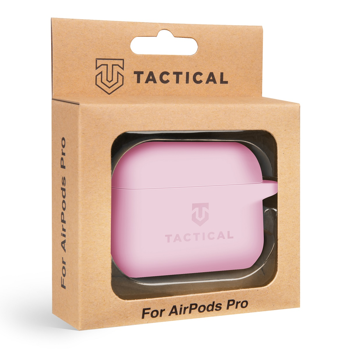 Tactical Velvet Smoothie silikonový kryt, pouzdro, obal Apple AirPods Pro pink panther