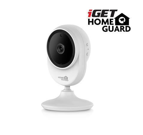 Bezdrátová IP kamera iGET HOMEGUARD HGWIP815, bílá