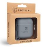 Tactical Velvet Smoothie silikonový kryt, pouzdro, obal pro Apple AirPods foggy