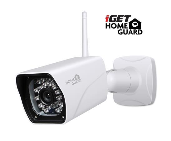 Bezdrátová voděodolná IP HD kamera iGET HOMEGUARD HGWOB851